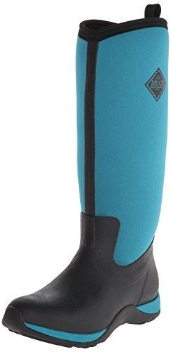 MuckBoots Women's Artic Adventure Snow Boot,Harbor Blue,5 M US