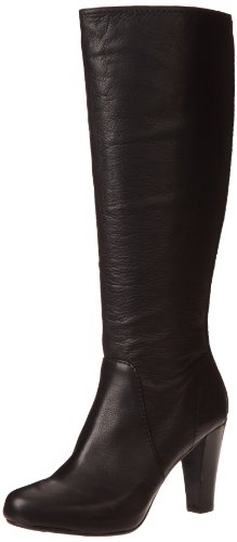 FRYE Women's Marissa Back-Zip Boot, Black, 6.5 M US