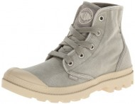 Palladium Women's Pampa Hi Chukka Boot, Concrete, 9 M US