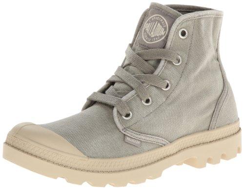 Palladium Women's Pampa Hi Chukka Boot, Concrete, 9 M US