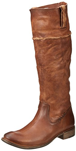FRYE Women's Shirley Artisan Tall Riding Boot, Whisky, 9.5 M US