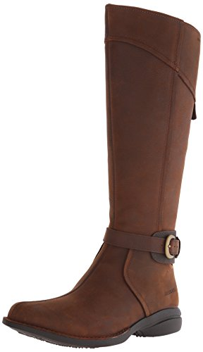 Merrell Women's Captiva Buckle-Up Waterproof Boot