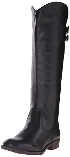 Fergalicious Women's Lullaby Chelsea Boot, Black, 8 US/8 M US