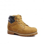 KS Men's 1355 Work Boots 10.5 D(M) US, WHEAT 1355