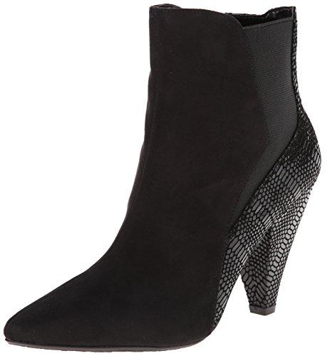 J.Renee Women's Cally Boot,Black,8.5 N US