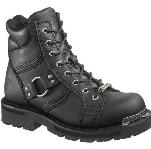 Harley-Davidson Women's Maddy Boot,Black,7.5 M US