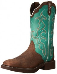 Justin Boots Women's Gypsy Collection 12″ Soft Toe