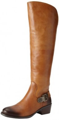 Vince Camuto Women's Bedina2 Riding Boot,Western Brown,6 M US
