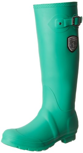 Kamik Women's Jennifer Rain Boot,Simply Green,8 M US