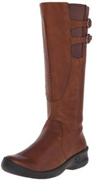 KEEN Women's Bern Baby Bern Casual Boot,Oak,6.5 M US