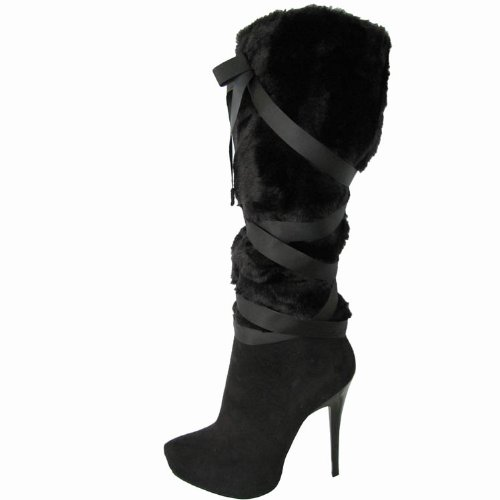 Nina Women's Henriq Boot,Black,8 M US