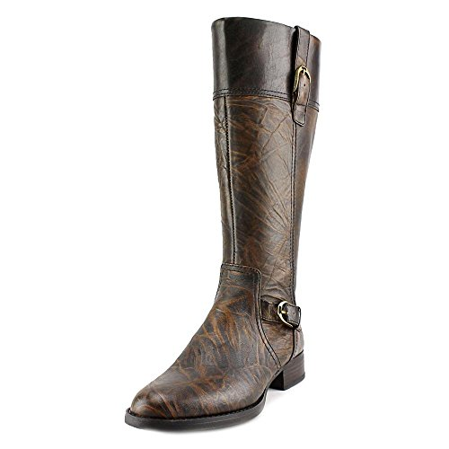 Ariat Women's York Riding Boot, Brushed Brown, 6.5 M US
