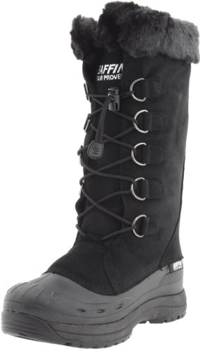 Baffin Women's Judy Snow Boot,Black,8 B(M) US