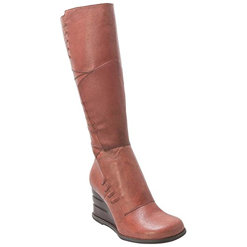 Miz Mooz Women's Brinley Riding Boot,Whiskey,8.5 M US