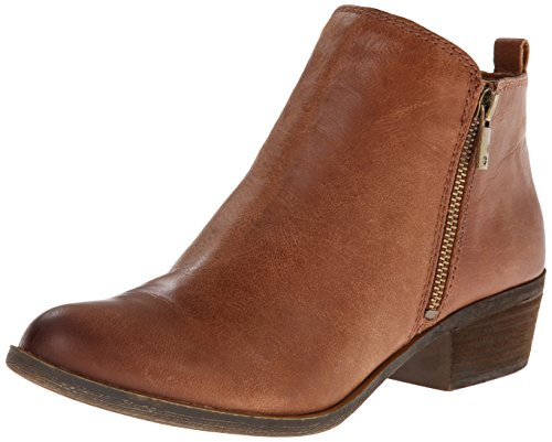 Lucky Women's Basel Boot, Toffee, 8 M US