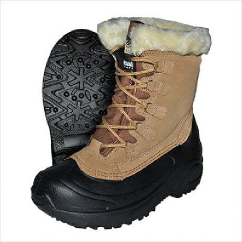 Itasca Womens Cedar Winter Snow Boot – Buff 9