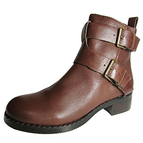 Gentle Souls Women's Best Of Boot,Brown,8 M US
