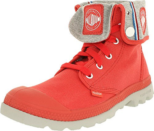 Palladium Women's Baggy Lite CVS Chukka Boot, Cayenne Red, 6.5 M US