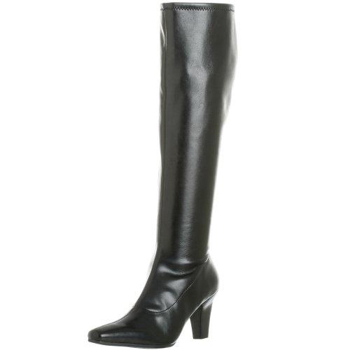 Aerosoles Women's Risky Pizness Boot,Black Polyurethane,8 M US