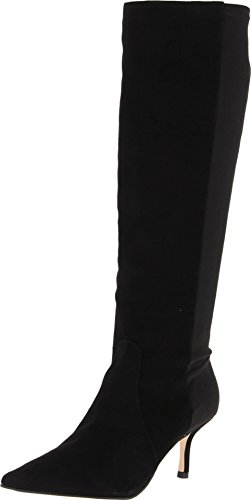 Ivanka Trump Women's Issa Black Suede Boot 8.5 M