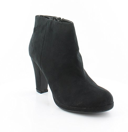 Rampage Benzley Women US 11 Black Ankle Boot