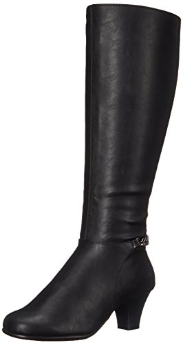 Aerosoles Women's Margarita Harness Boot,Black,9 M US
