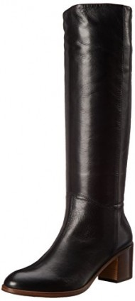 kate spade new york Women's Mireille Western Boot, Black, 10 M US