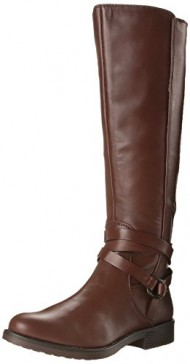 Kenneth Cole Reaction Women's Kent Play Brown Boot 9.5 M