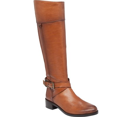 Vince Camuto Women's Jaran Riding Boot, Russet, 7 M US