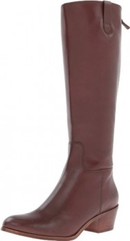 Cole Haan Women's Wesley Tall Boot,Chestnut,10.5 B US