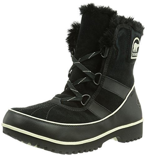 Sorel Women's Tivoli II Black/Noir Boot 6 Women US