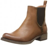 Rocket Dog Women's Camilla Bromley PU Boot, Brown, 11 M US