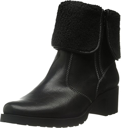 Aerosoles Women's Boldness Winter Boot,Black,8.5 M US