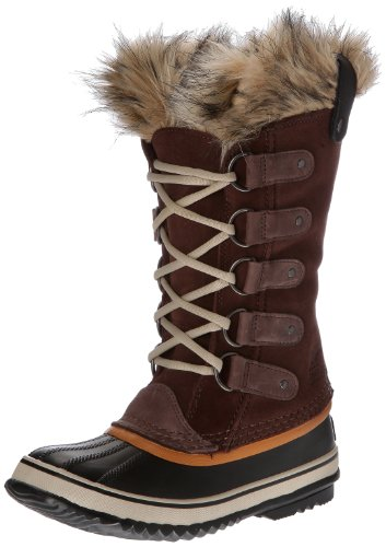 Sorel Women's Joan of Arctic Boot 8 Brown