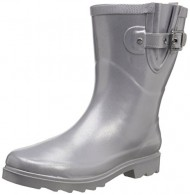 Chooka Women's Top Solid Mid Rain Boot