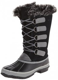 Northside Women's Kathmandu Snow Boot,Black,9 M US