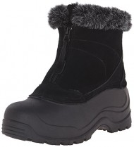 Northside Women's Sun Ridge Cold Weather Boot, Black, 7 M US