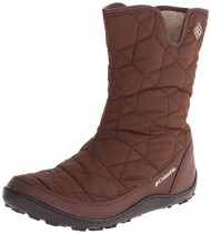 Columbia Women's Minx Slip II OH Cold Weather Boot, Tobacco/British, 9.5 M US