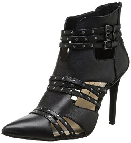 Jessica Simpson Women's Carlin Boot,Black,8 M US