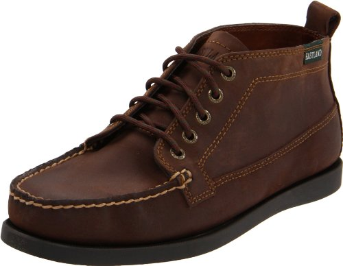 Eastland Women's Seneca,Bomber Brown,7 M US