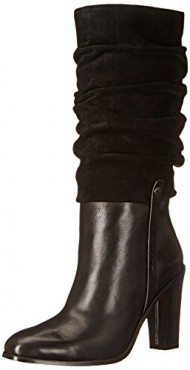 Donald J Pliner Women's Odessa06ol Slouch Boot, Black, 6 M US
