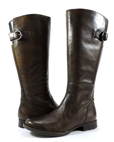 Born Women's Lottie Riding Boot,Cognac,7 M US