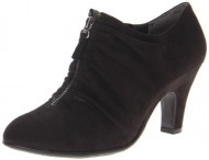 Aerosoles Women's Jalapeno Ankle Boot,Black Fabric,8.5 W US