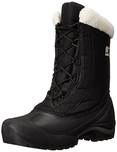 Sorel Women's Cumberland NL1436 Boot,Black,8.5 M
