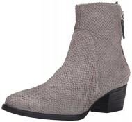 Paul Green Women's Dory Boot, Grey/Silver Combo, 9 M US