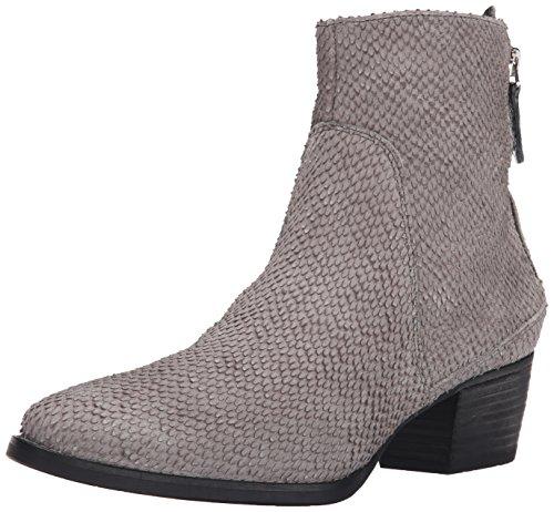 Paul Green Women's Dory Boot, Grey/Silver Combo, 9 M US