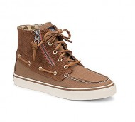 New Sperry Women's Wilma Chukka Boot Sand 12
